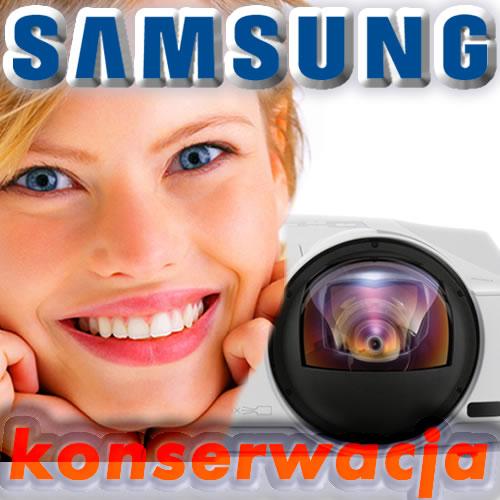Konserwacja Projektora Samsung