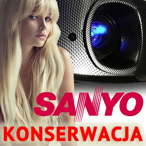 Konserwacja Projektora Sanyo