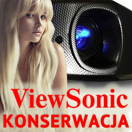 Konserwacja Projektora Viewsonic
