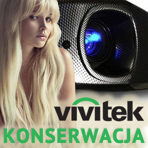 Konserwacja Projektora Vivitec