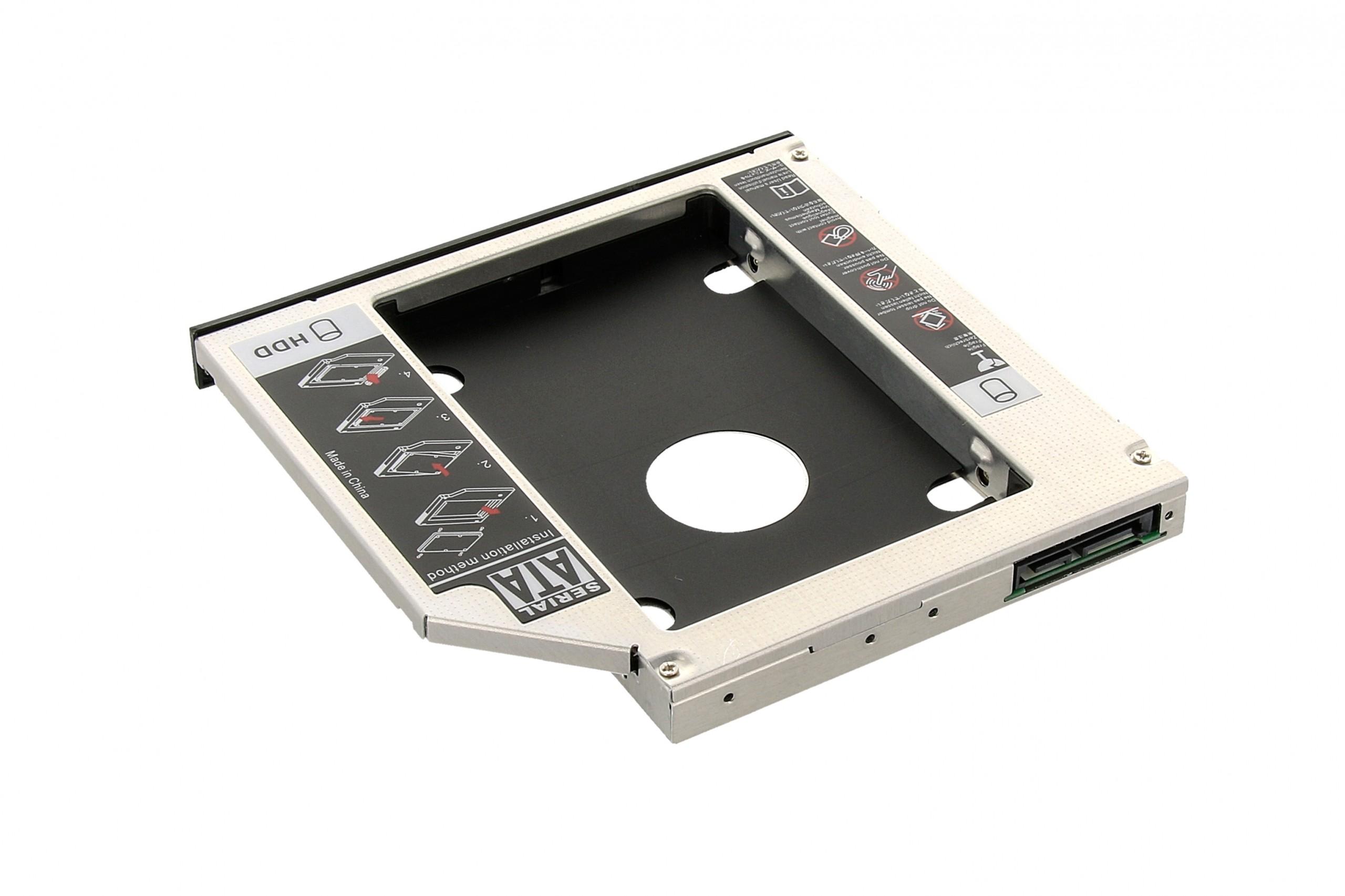 Kieszenie DVD na dysk HDD